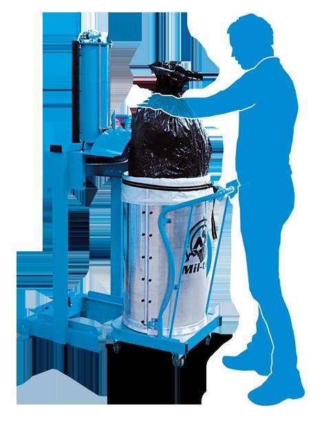 Mil-tek Compactors - General Waste Compactor